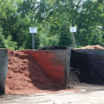 Mulch and Soil